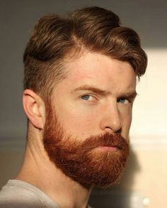 Beard Styles 406520303868837036 - 69 Trendy Beard Style For Round Face Men you Must Try Source by Beard Styles Names, Beard Styles For Men, Hair And Beard Styles, Short Hair Styles, Hot Ginger Men, Ginger Beard, Ginger Guys, Round Face Men, Red Hair Men