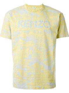 KENZO All Over Print T-Shirt. #kenzo #cloth #t-shirt