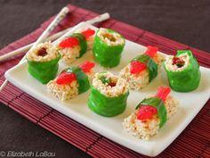Candy Sushi - (c) 2014 Elizabeth LaBau