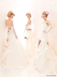 2014 TIFFANY BRIDAL COLLECTION | ... 2014 Wedding Dresses — Verde Tiffany Bridal Collection | Wedding
