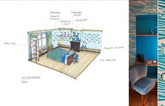 Boot & Buitenkijken Hotelroom Villa Pastorie Tilburg- Design Beers Brickworks