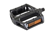 Savage Alloy Platform Pedals Blk 9/16  - Click to view a larger image