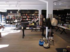Bookstore / Gift Shop of the Museum der Kulturen - Basel, Switzerland