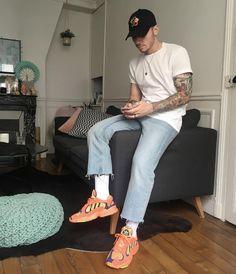 adidas yung style