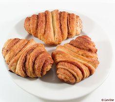 Uit de keuken van Levine: Franse kaneelbroodjes