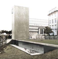 Primeiro lugar no Prêmio Secil Universidades 12ª Edição / José Rafael Freitas