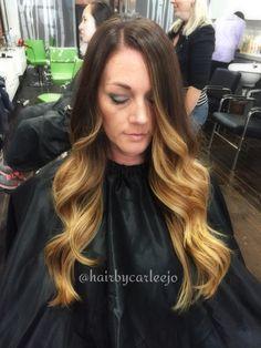 Ombré    Fall Haircolor