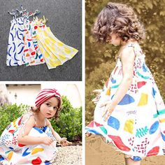 Aliexpress.com : Buy 2016 Summer BOBOCHOSE graffiti dress cotton princess dress clothing Multi color sling from Reliable dresses men suppliers on shenzhen huaying