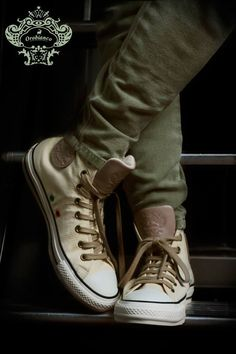 Orobianco in collaboration with #Converse... #AllStar Limited Edition!! Do you like it?