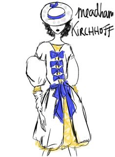 Meadham Kirchhoff London Womenswear S/S 2013 by Rei Nadal.