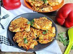 DIETETYCZNE KOTLETY Z KURCZAKA Tandoori Chicken, Fried Rice, Good Food, Food And Drink, Eggs, Tasty, Healthy Recipes, Healthy Food, Breakfast