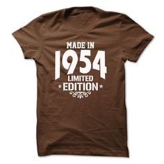 Made in 1954 T-Shirts, Hoodies. ADD TO CART ==►…