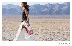 Alicia Vikander for Louis Vuitton cruise 2016 campaign