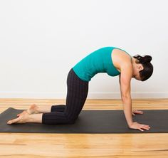 A Truly Beginner Yoga Sequence