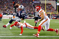Chiefs vs. Patriots: Score and Twitter Reaction from 2016 NFL...