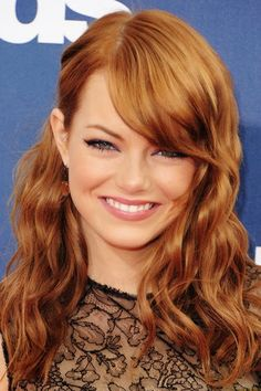 ... dark strawberry blonde hair color photo - 1