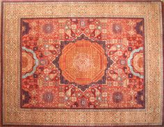 Wonderful Mamluk rug