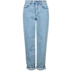 Boyfriend Style Jeans by Boutique (6.420 RUB) ❤ liked on Polyvore featuring jeans, pants, bottoms, pantalones, calça, flap-pocket jeans, rolled up jeans, boyfriend fit jeans, rolled jeans and boyfriend jeans