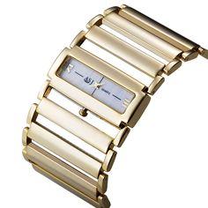 $59.99 (Buy here: https://alitems.com/g/1e8d114494ebda23ff8b16525dc3e8/?i=5&ulp=https%3A%2F%2Fwww.aliexpress.com%2Fitem%2F2016-new-fashion-ASJ-brand-design-women-lady-casual-cool-clock-female-gold-luxury-ball-full%2F32664011216.html ) 2016 new fashion ASJ brand design women lady casual cool clock female gold luxury ball full steel write quartz gift watch for just $59.99