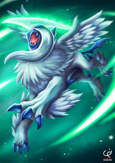 THE SECOND WIND...MEGA ABSOL!!!~ by CHOBI-PHO.deviantart.com on @deviantART