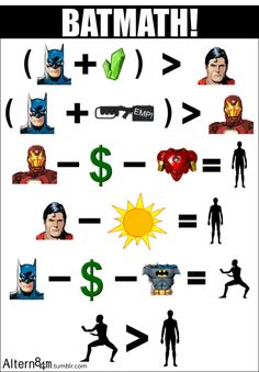 Batman > everyone