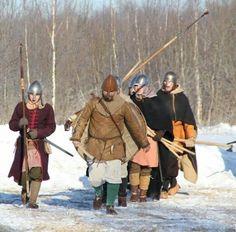 Vikings who hike...