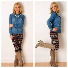 I have these pants... now I need these boots!