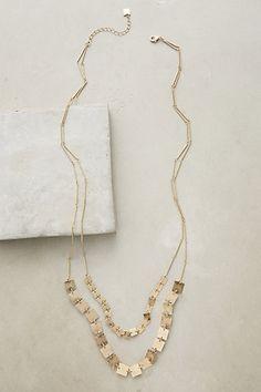 SALE Ballantine Layer Necklace #anthropologie