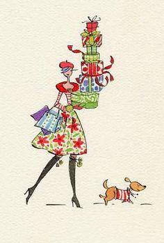 Park Avenue Chihuahua: Lulu Products by Anne Keenan Higgins