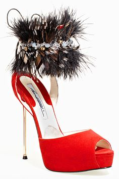 Brian Atwood - Shoes - 2011 Fall-Winter