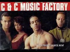 C & C Music factory .....Everybody dance now - YouTube