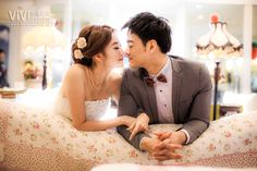 VIVI Bride Wedding Photography ~ You are my home - when I'm with you, I feel at peace.