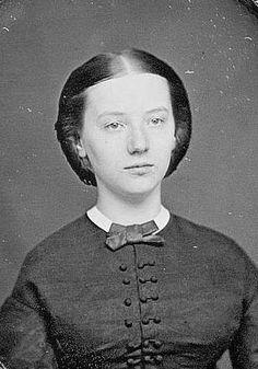 Augusta Currie Bradhurst Field :: 1862