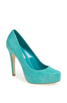 BCBGeneration 'Parade' Pump available at #Nordstrom - Love this color!