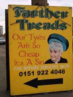 31 Glorious Shop Puns You'd Only Find In Britain