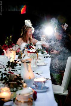 Alice im Wunderland Hochzeit - Alice in Wonderland Wedding von im Hochzeitsfieber, Bel verde Floristik und Fotomania Kassel