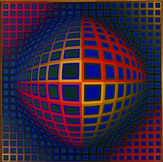 Victor Vasarely - Op Art