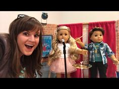 Miniature BarkBox DIY   How to make American Girl Doll BarkBox for your Toy Doll Pets - YouTube
