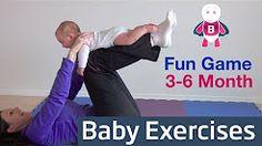 infant development activities - YouTube