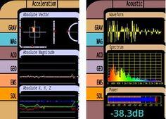 """Android App: Tricorder - Multi Sensore stile """" Star Trek """" ( clicca l'immagine per continuare a leggere )"""