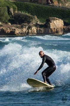 Surfing Lebanon by Mohamad Chehimi, via Behance
