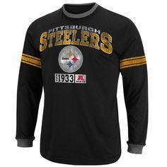 NFL Pittsburgh Steelers Victory Pride Long Sleeve T-Shirt