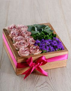 Buy Anniversary Flowers For Her Online