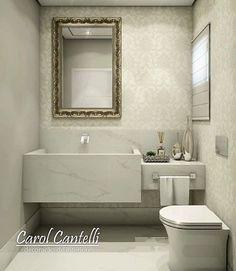 Clean e elegante esse lavabo By @carolcantelli_interiores  #lavabo #arquitetura #ambientes #decore #arquiteturadeinteriores #home #homedecor #homestyle #style #homedesign #interiores #design #instahome #instadesign #decor #interiordesign #interiordesign #decoreseuestilo #designdecor #decoracaodeinteriores #detalhes #decoration #decorando #details #luxury #decoração #casaluxo #casachic #luxo #clean