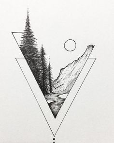 – – # designation – DIY tattoo images diy tattoo images – diy best tattoo - Sites new Pencil Art Drawings, Cool Art Drawings, Art Drawings Sketches, Tattoo Sketches, Tattoo Drawings, Drawing Ideas, Drawing Tips, Sketches Of Nature, Simple Tumblr Drawings
