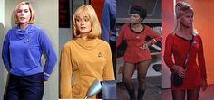 TOS Women's uniforms