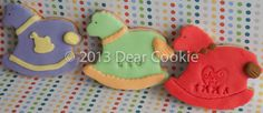 edible rocking horses