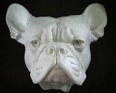 French Bulldog - Faux Taxidermy