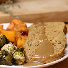 Vegetarian Holiday Mains // #vegetarian #holidays #food #Tasty