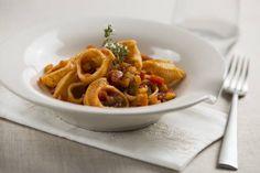 Conchiglie al pomodoro con verdure #Star #ricette #conchiglie #pomodoro #verdure #pasta #primo #food #recipes
